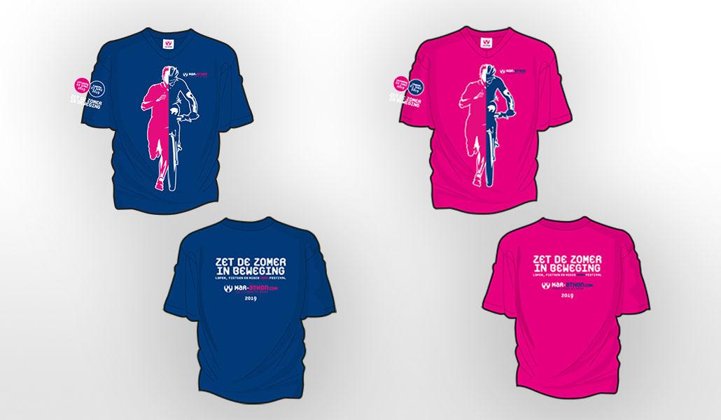 Reclamebureau Friesland-grafisch-ontwerp-drukwerk-T-shirt
