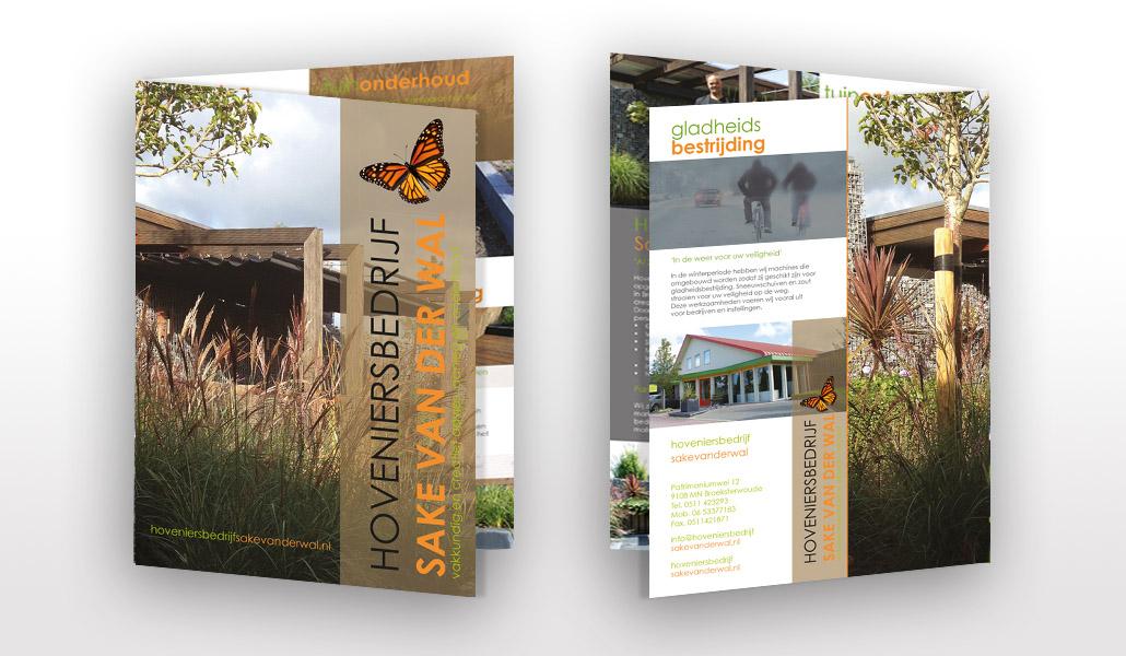 reclamebureau friesland grafisch drukwerk brochure