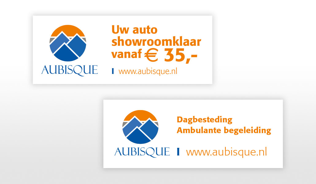 reclamebureau friesland grafisch ontwerp drukwerk spandoek