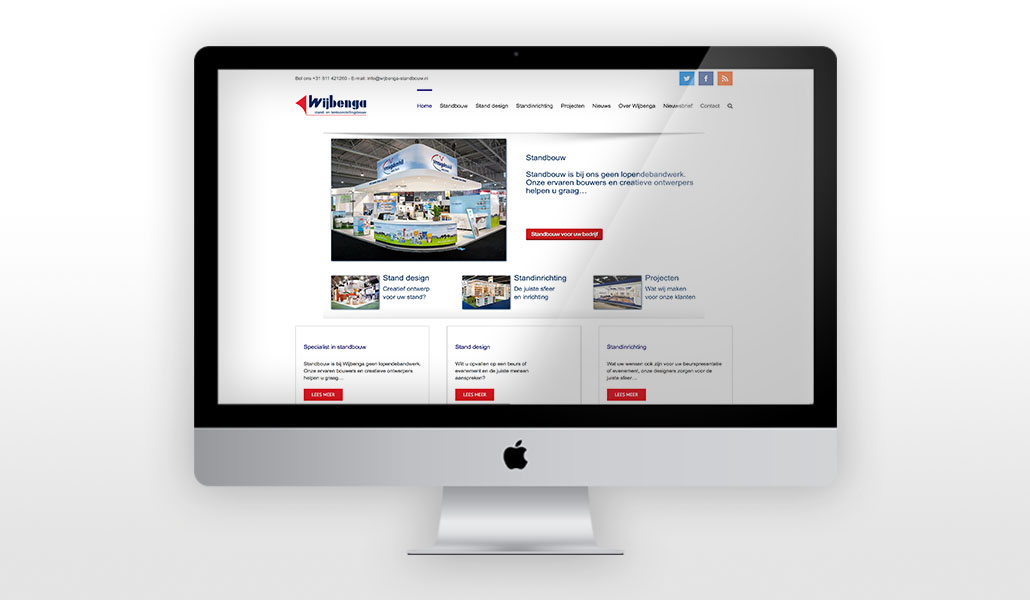 reclamebureau friesland internet marketing wijbenga standbouw