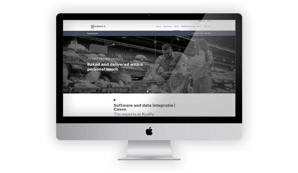 Reclamebureau Friesland-Kodify-Internet marketing-Webdesign-Cases-VORM ELEVEN CC